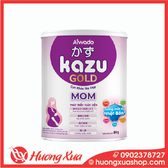 Sữa Kazu Mom - Con Khỏe Mẹ Đẹp