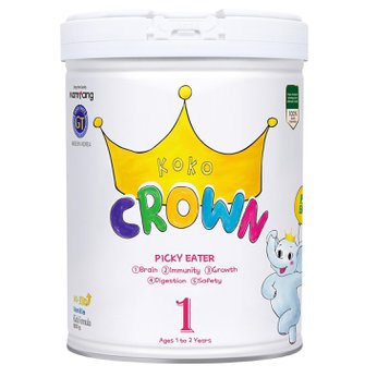 Koko Crown Picky Eater số 1  800g