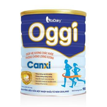 Sữa Oggi Canxi cho người loãng xương 900g