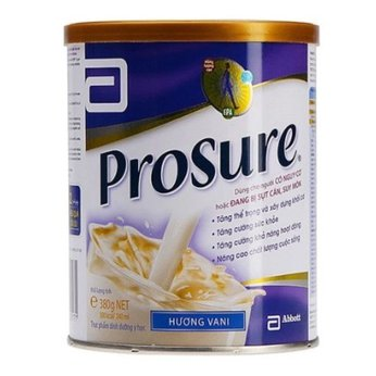 Sữa Prosure 380g - Dinh dưỡng chuyên biệt cho bệnh nhân ung thư