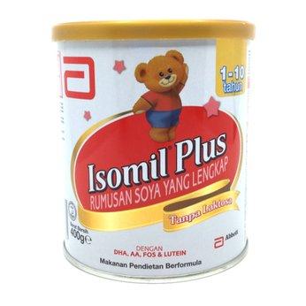 Sữa Similac Isomil Plus (1-10 tuổi) 400g Sữa chống dị ứng và tiêu chảy