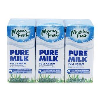 Sữa tiệt trùng Meadow Fresh nguyên kem 24h/200ml