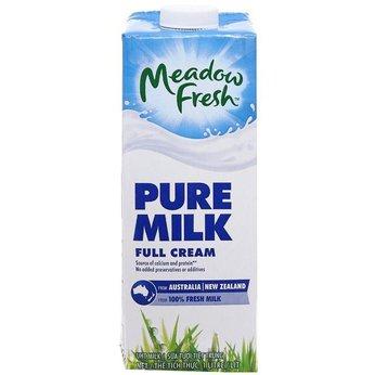 Sữa tiệt trùng Meadow Fresh nguyên kem 12h/1 lít