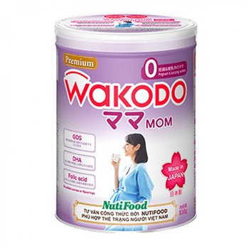 Sữa Wakodo Lebens Mom 830g