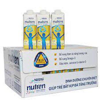 Sữa dinh dưỡng pha sẵn Nutren Junior 200ml24 hộp/thùng