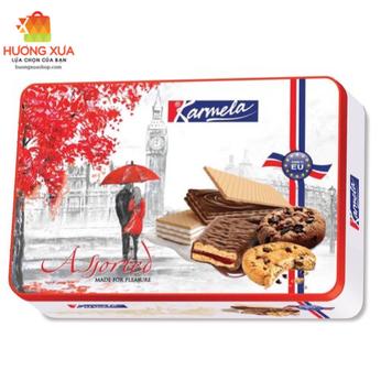 Bánh Quy Karmela Assorted Biscuits -1