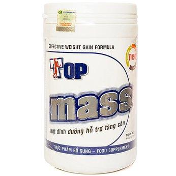 Sữa Topmass 800g - dinh dưỡng hổ trợ tăng cân