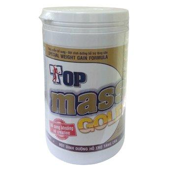 Sữa tăng cân Top Mass Gold  800g - dinh dưỡng hổ trợ tăng cân bổ sung Creatine