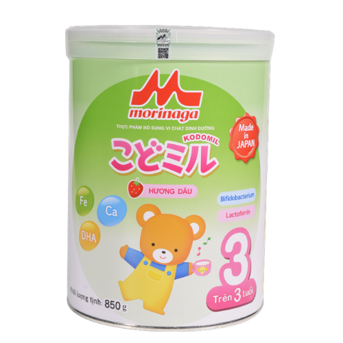 Sữa Morinaga số 3 850g
