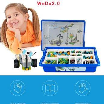GIÁ RẺ 3.600.000 - Bộ robot Milo 45300 Lego Wedo Giá rẻ - tương thích Lego Wedo 2.0 Đồ Chơi Lego Education