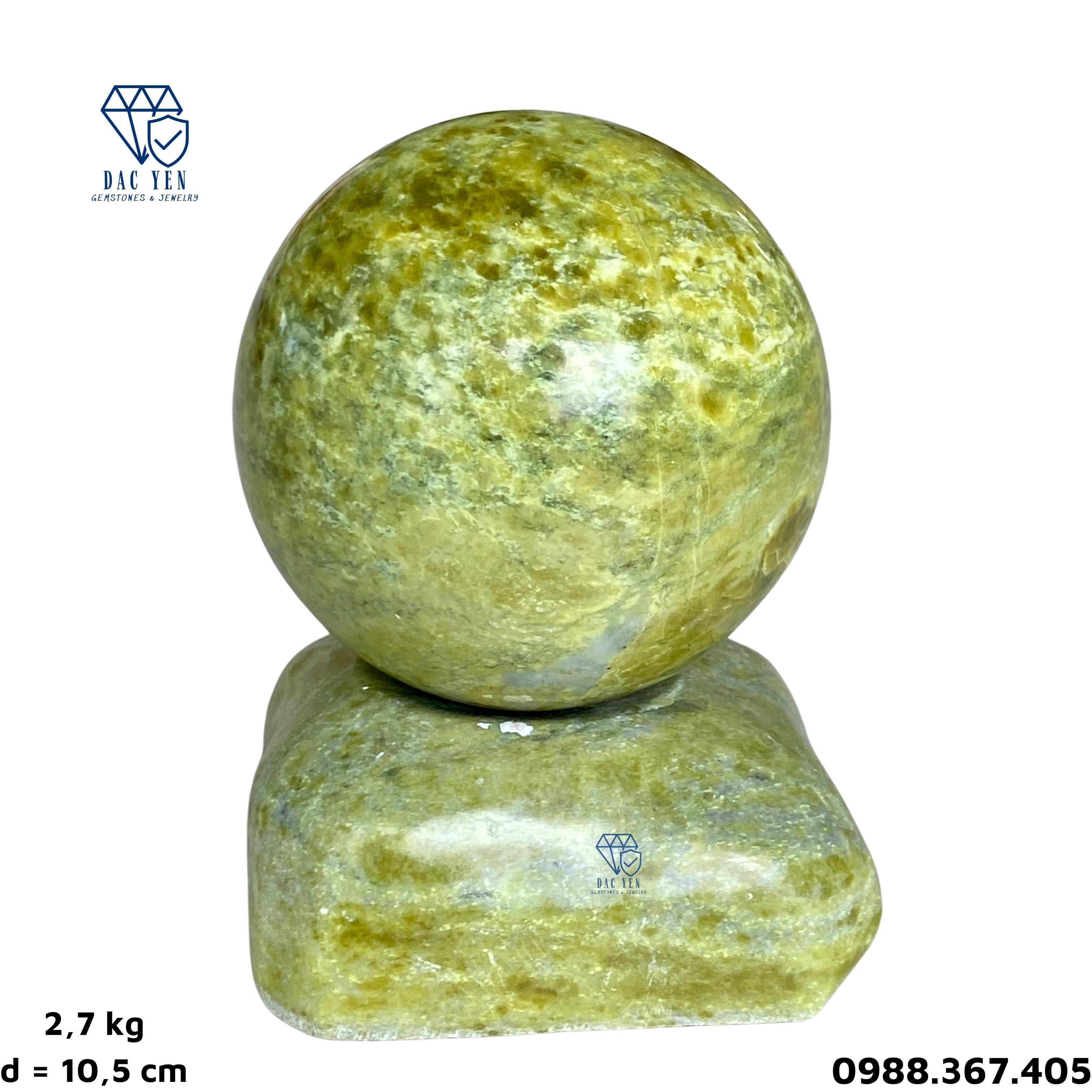 Cầu đá Yên Bái, quả cầu đá tự nhiên, bi cầu đá, đá ngọc tự nhiên đẹp