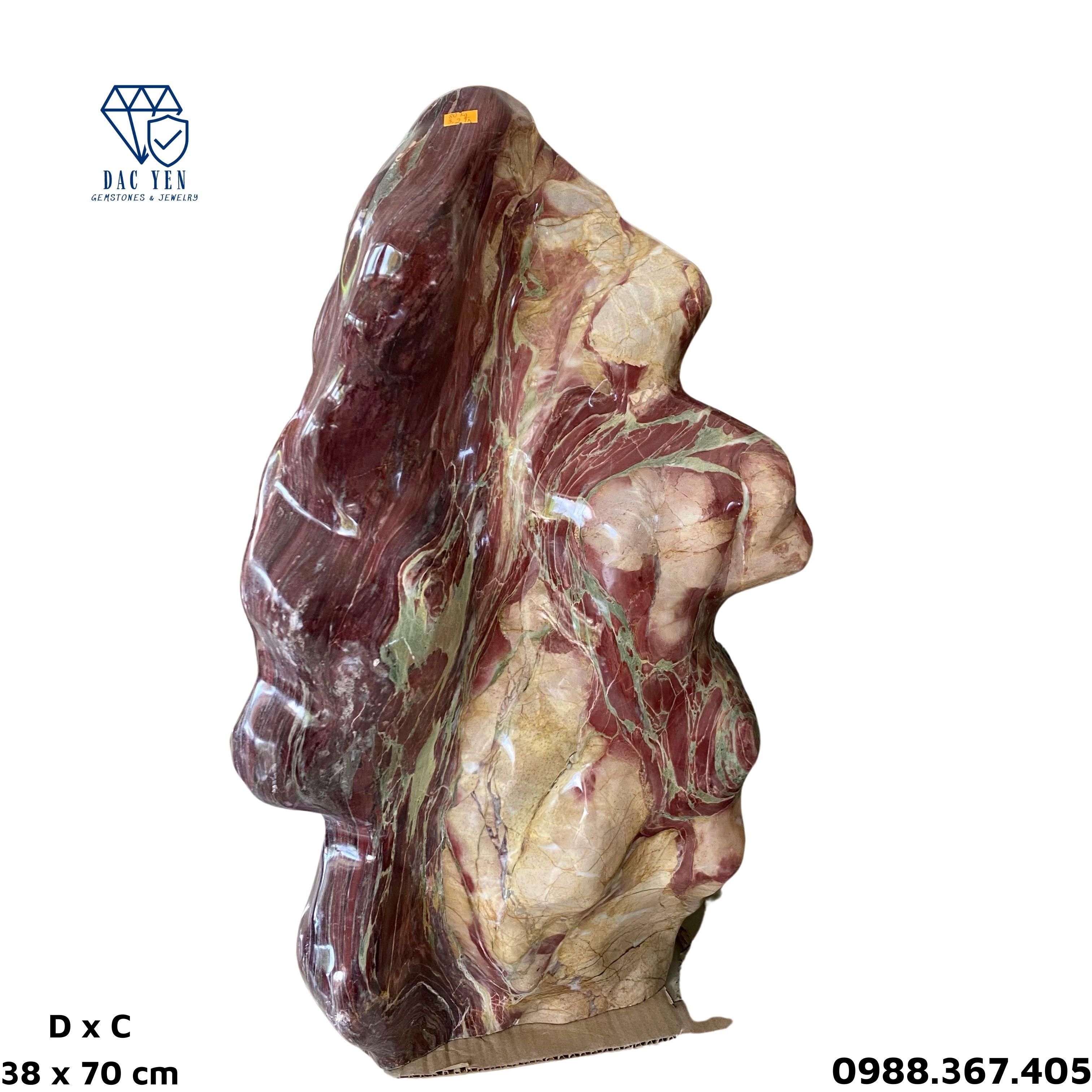 Cây đá ngũ sắc, đá cảnh, đá phong thủy trấn trạch, đá ngọc tự nhiên
