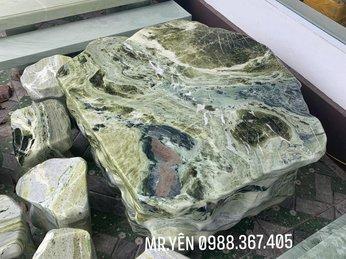 Mua bán bàn ghế đá tự nhiên nguyên khối đẹp tại Tây ninh