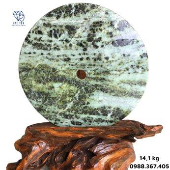 Đồng điếu đá ngọc tự nhiên