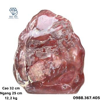 Cây đá phong thủy serpentine - 12,2 kg