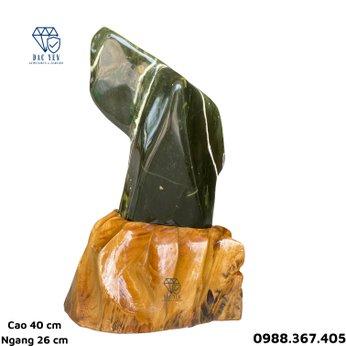 Cây ngọc serpentine - 9,9 kg