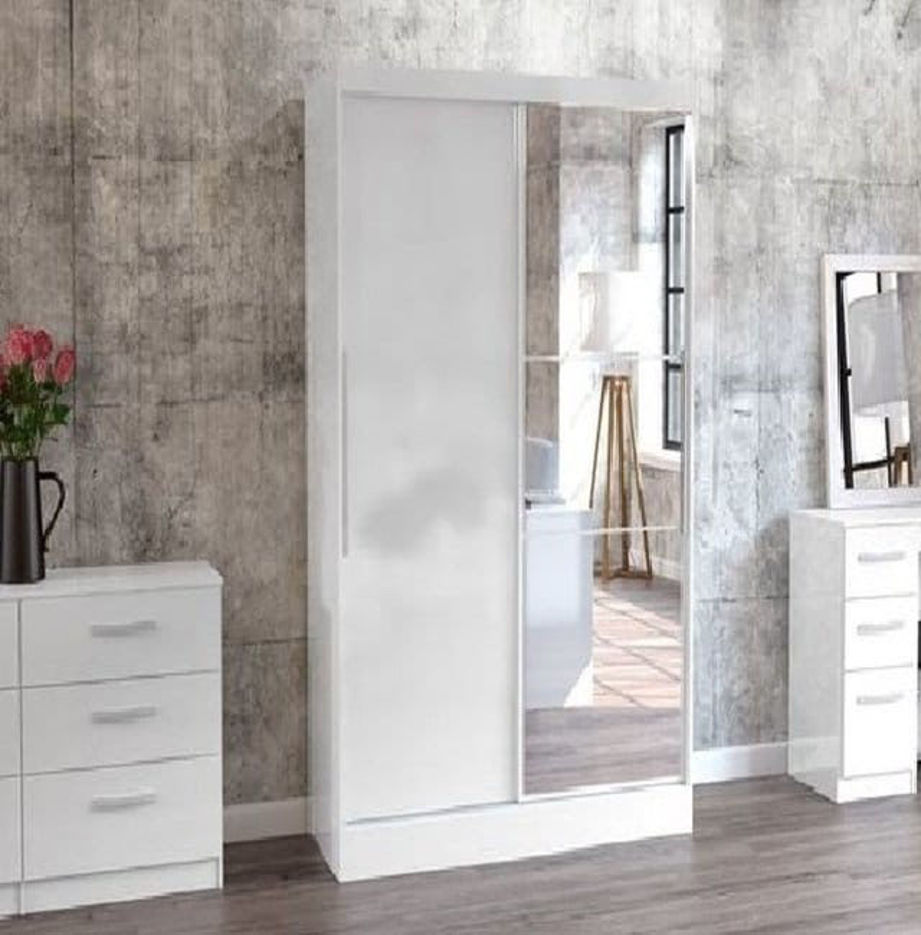 Xu hướng lựa chọn tủ quần áo nữ theo phong cách tối giản