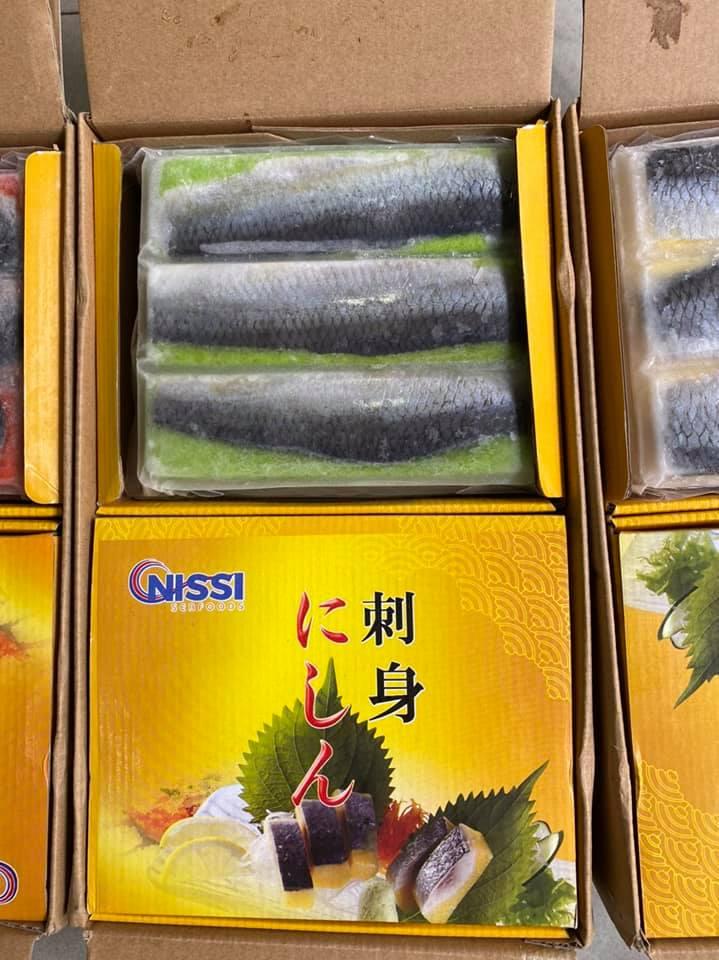 Cá Trích Ép Trứng Nhập Khẩu Nhật
