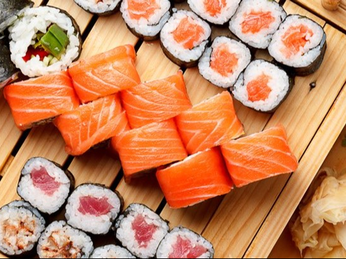 Hướng Dẫn Cách Làm Món Shushi Cá Ngừ