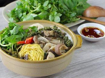 Làm Lẫu Bao Tử Cá Ngừ Hầm Tiêu Xanh Vừa Ngon Vừa Rẻ