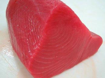 Mua cá ngừ Đại dương cắt khúc ở Sài Gòn