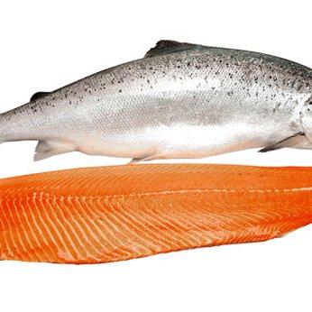Cá Hồi Tươi Nguyên Con Nhập Khẩu Nauy