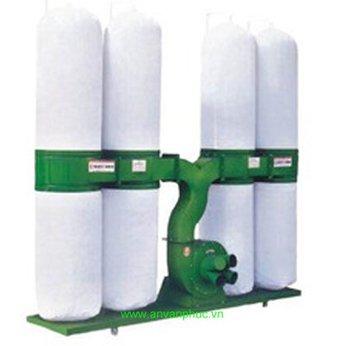 Hệ thống hút bụi túi vải công suất nhỏ