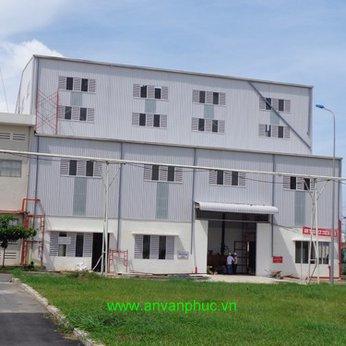 Nhà lò hơi KCN Long Thành Đồng Nai