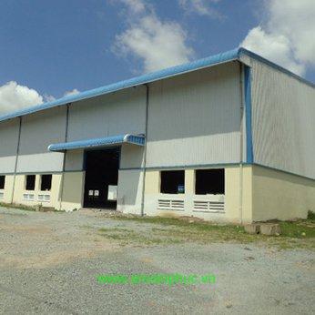 Nhà xưởng KCN Đồng An