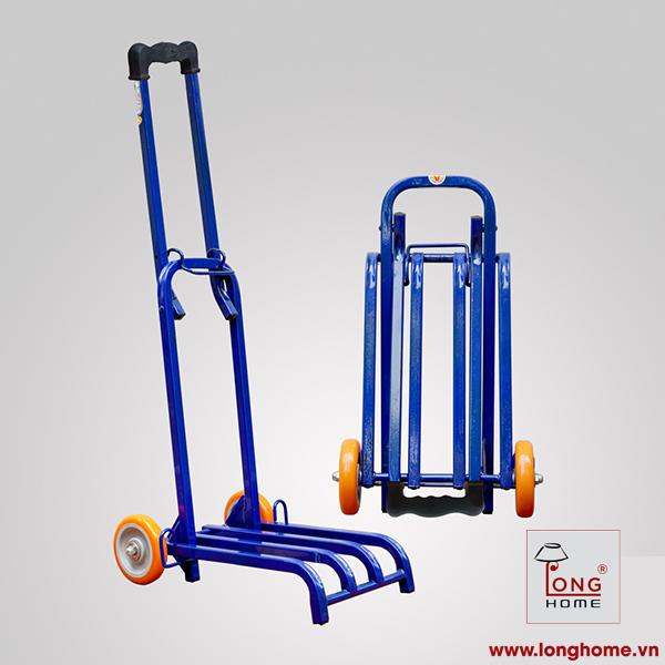 Xe Đẩy Xếp Gọn - tải trọng 70 Kg (chất liệu sắt sơn tĩnh điện)