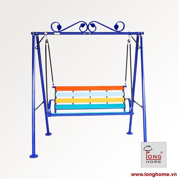 Xích Đu Family - lắp ráp (chất liệu sắt sơn tĩnh điện)