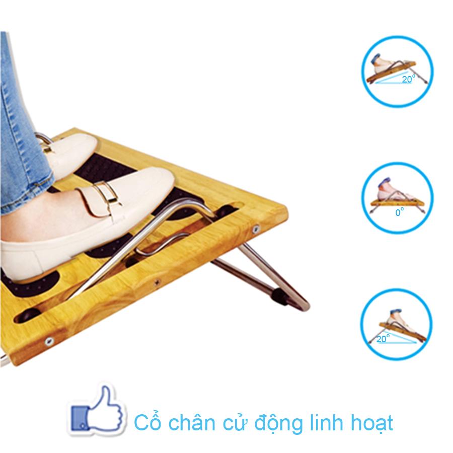 Giá Kê Chân Văn Phòng Thư Giãn foot ZONE RELAX FZR-200