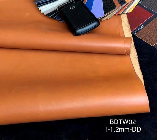 Da bò Oil waxing leather cao cấp - bán da thuộc