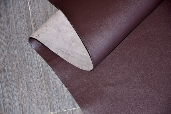Bán da bò thuộc - Da dầu, loại da thuộc thông dụng để sản xuất đồ da