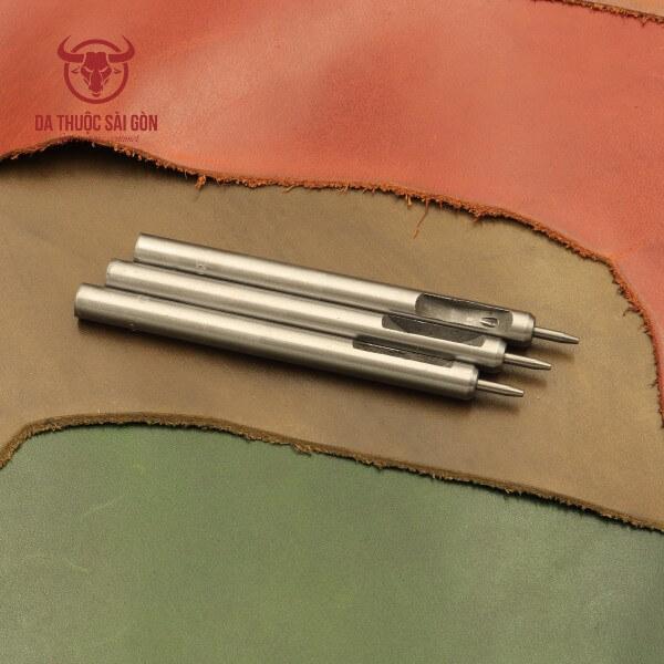 Đục Lỗ Đường Kính 1.5 mm - Dụng Cụ Làm Túi Ví Da Handmade tphcm