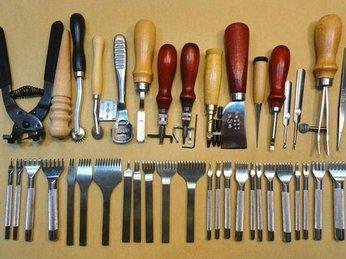 Sự cần thiết của dụng cụ may ví da handmade