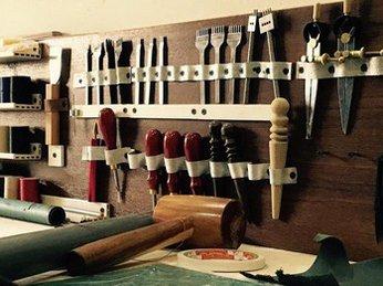 Những nơi bán dụng cụ làm đồ da thủ công
