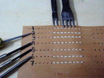 Bán dụng cụ làm đồ da handmade