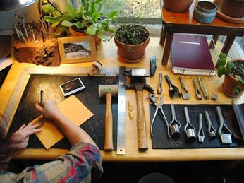 Gợi ý địa chỉ bán dụng cụ làm da handmade hà nội uy tín