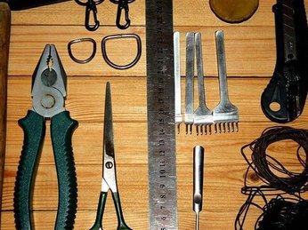 Những dụng cụ làm da thủ công cần thiết