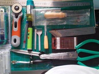 Mua dụng cụ làm đồ da handmade giá rẻ
