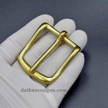 Đầu khóa thắt lưng bằng đồng