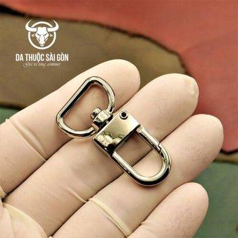 Móc chó 15mm - Phụ liệu túi xách
