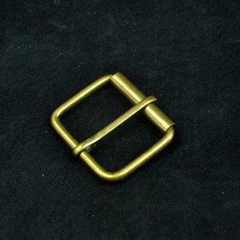 Khóa kim màu đồng giả cổ bản 35 mm
