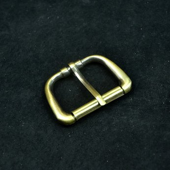 Khóa kim màu đồng wax bản 30 mm
