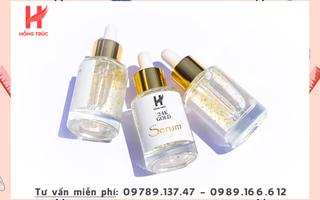 Sản xuất serum - Công ty Hồng Trúc sản xuất mỹ phẩm theo yêu cầu