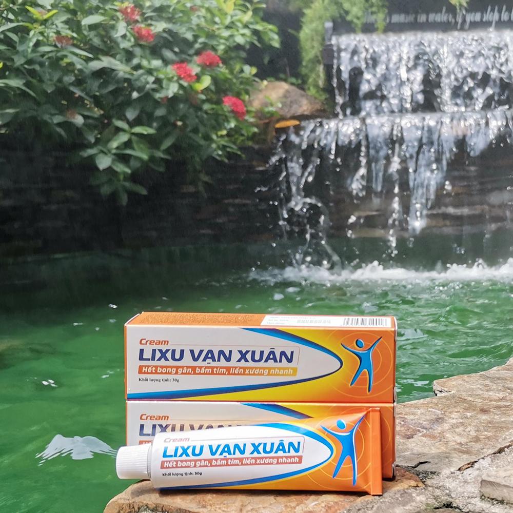 Cream LIXU Vạn Xuân