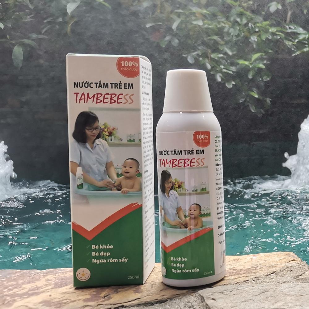 Nước tắm trẻ em Tambebe