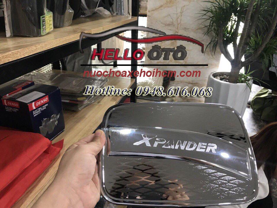 Ốp Nắp Xăng Mitsubishi Xpander 2018 -2019