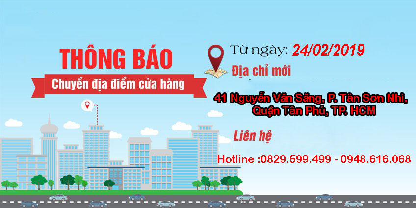 41 Nguyễn Văn Săng, P. Tân Sơn Nhì,  Quận Tân Phú, TP. HCM